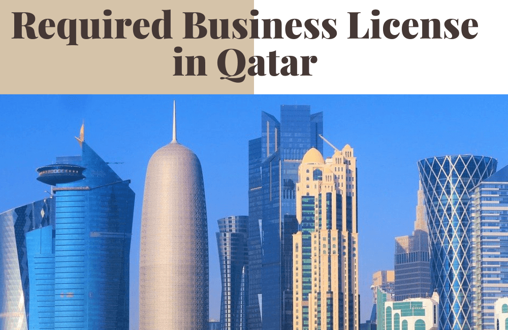 Required Business License in Qatar